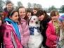 Fun in the snow! Dec 2010