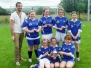 Girls Camogie League Final 2012