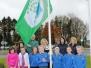 Raising our first Green Flag, 2011